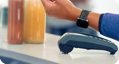 Hoe contactloos betalen met je sporthorloge of smartwatch?