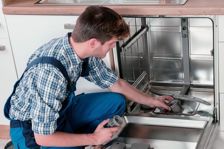 Emprunter de l'argent pour des frais imprévus dans la maison: remplacez votre lave-vaisselle avec un prêt personnel.