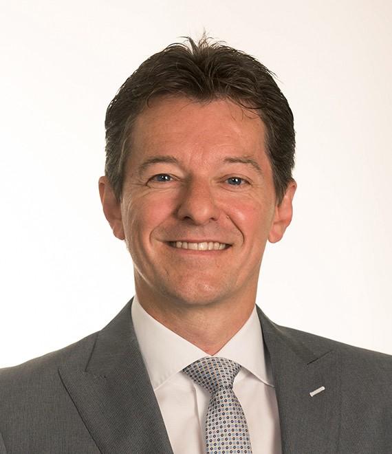 Johan Thijs, CEO du groupe KBC