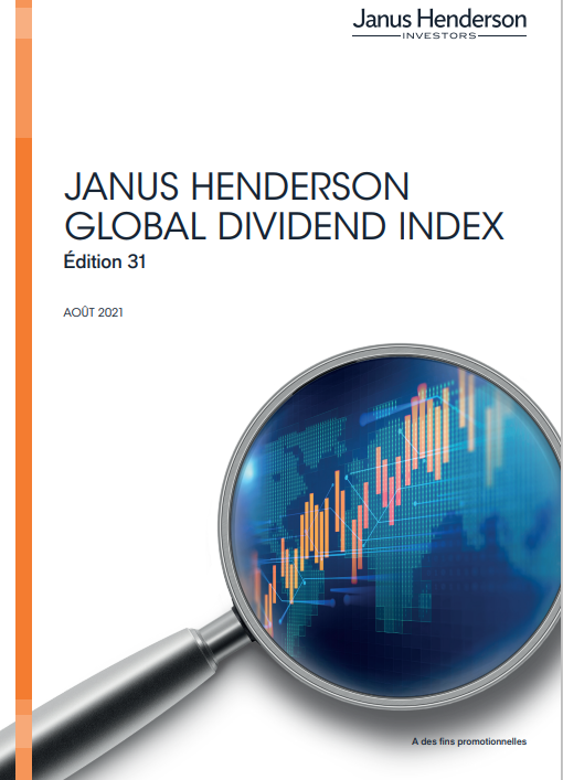 publication indice Janus Henderson Global Dividend